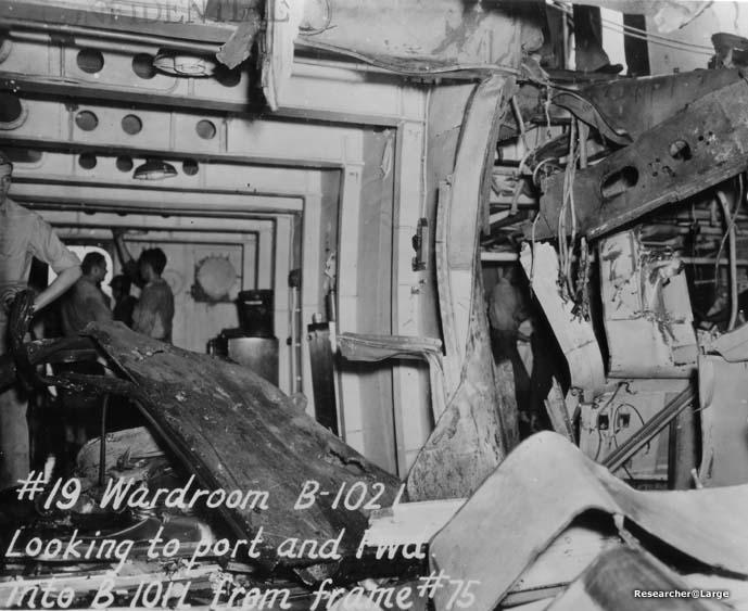 20  R L   Puget Sound Naval Shipyard USS South Dakota Damage Report  . The Lighting Connection South Dakota. Home Design Ideas