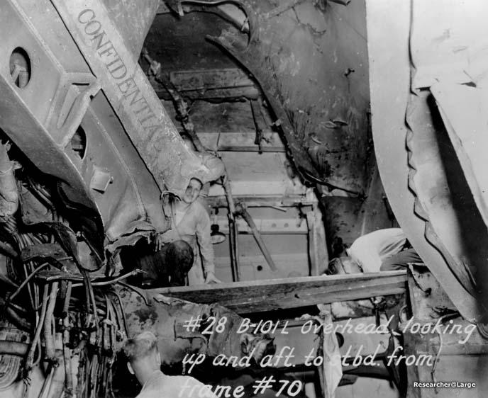 29  R L   Puget Sound Naval Shipyard USS South Dakota Damage Report  . The Lighting Connection South Dakota. Home Design Ideas